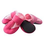 Perros Zapatos y Botas Mantiene abrigado Invierno Un Color Rojo / Azul / Negro / Rosado Algodón