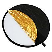 "24 ""5-in-1 Mulit reflector plegable ligero del disco 60cm"
