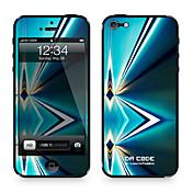 """El Código Da ™ Skin para el iPhone 4/4S: """"Vanishing Point"""" (Abstract Series)"""