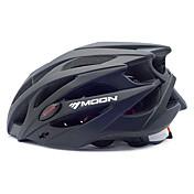 남여 공용 - 하프 쉘 - 사이클링 / 산악 사이클링 / 도로 사이클링 / 레크리에이션 사이클링 - 헬멧 (블랙 , PC / EPS) 21 통풍구