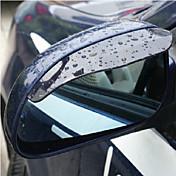 2X bil bakspeilet regnvann øyebryn deksel Side skjold