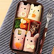 Animal Riceball & Sushi lindo Mold