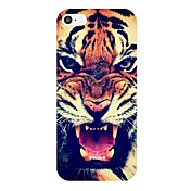Funda Para iPhone 5 Apple Funda iPhone 5 Diseños Funda Trasera Animal Dura ordenador personal para iPhone SE/5s iPhone 5