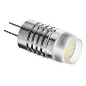 120lm lm G4 Focos LED Bombillas LED de Globo 1PCS leds COB Blanco Fresco DC 12V