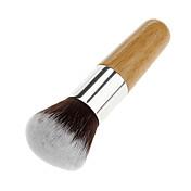 1pcs Makeup børster Profesjonell Pudderbørste Syntetisk hår Begrenser bakterier Middels børste