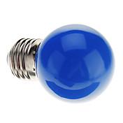 0,5 W 50 lm E26/E27 Bombillas LED de Globo G45 7 leds LED Dip Decorativa Azul AC 220-240V