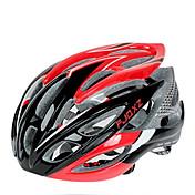 FJQXZ 여성용 남성용 남여 공용 자전거 헬멧 26 통풍구 싸이클링 도로 사이클링 사이클링 중간: 55-59cm; 라지: 59-63cm;