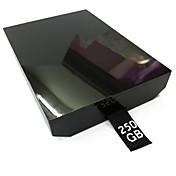 Disco Duro Slim HDD Interno de Alta Capacidad 250GB para Juegos Xbox 360