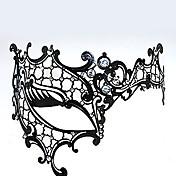 Máscara Unisex Halloween Carnaval Festival/Celebración Disfraces de Halloween Negro