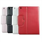 Teclado de Bluetooth 3.0 con funda de piel desmontable de la PU para el iPad de aire (colores surtidos)