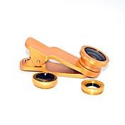 금속 어안 렌즈 광각 렌즈 1x 범용 아이폰 8 7 삼성 갤럭시 s8 s7 용