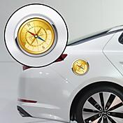 Brújula patrón decorativo etiqueta engomada del coche