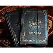 Cuaderno mágico de la vendimia harry alfarero libro diario libro duro agenda de la agenda planner