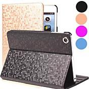 Etui Til iPad Air med stativ Autodvale / aktivasjon Heldekkende etui Geometrisk mønster PU Leather til iPad Air