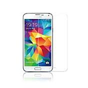 Protector de pantalla Samsung Galaxy para S5 Vidrio Templado Protector de Pantalla Frontal