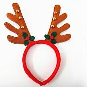 Decoraciones de vacaciones Animales Adornos Fiesta / Novedades / Navidad 1 juego