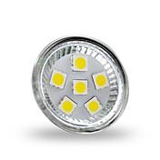 4W 350 lm GU4(MR11) Focos LED MR11 6 leds SMD 5050 Decorativa Blanco Fresco DC 12V