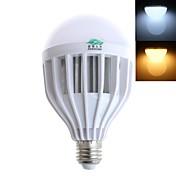 3000-3500/6000-6500 lm E26/E27 Bombillas LED de Globo G60 36 leds SMD 5730 Decorativa Blanco Cálido Blanco Fresco AC 220-240V