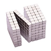 Magnetiske leker Byggeklosser Neodym-magnet Magnetiske kuler 216pcs 5mm Magnet Magnetisk GDS Leketøy Voksne Gave