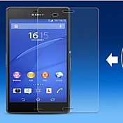 Protector de pantalla para Sony Sony Xperia Z3 Vidrio Templado 1 pieza Alta definición (HD)