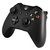 trådløs bærbar for Xbox One kontrolleren dobbelt sjokk vibrasjon joystick gamepads med fire playstation