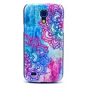 Para Funda Samsung Galaxy Diseños Funda Cubierta Trasera Funda Mandala Policarbonato Samsung S4 Mini