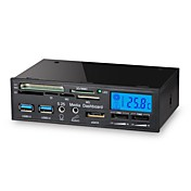 STW CompactFlash MMC XD SD/SDHC/SDXC MikroSD/MikroSDHC/MikroSDXC/TF Memory Stick Micro (M2) Alt-i-En Innvendig USB 3.0