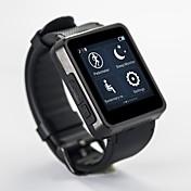 Para Vestir - para - Smartphone Reloj elegante - Bluetooth 3.0 - Llamadas con Manos Libres/Control de Cámara -Seguimiento del