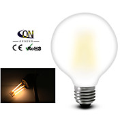 1pc 2800-3200 lm E26/E27 LED-glødepærer G95 8 leds COB Mulighet for demping Varm hvit AC 110-130V AC 220-240V