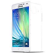 Etui Til Samsung Galaxy Samsung Galaxy Etui Gjennomsiktig Bakdeksel Helfarge TPU til A9(2016) A7(2016) A5(2016) A3(2016) A9 A8 A7 A5 A3