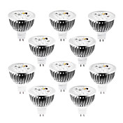 4W 320lm GU5.3(MR16) Focos LED MR16 4 Cuentas LED LED de Alta Potencia Regulable Blanco Cálido / Blanco Fresco / Blanco Natural 12V