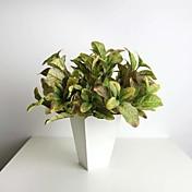 Rama Seda Plantas Flor de Mesa Flores Artificiales