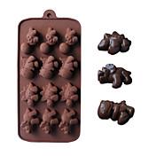 공룡 모양의 베이킹 금형 얼음 / 초콜릿 / 케이크 몰드