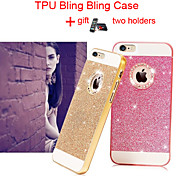 Etui Til Apple Etui iPhone 5 Back Cover Trefiber Hard Tre til Apple