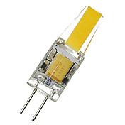YWXLIGHT® 4W 400-450 lm G4 LED-kornpærer T 4 leds Høyeffekts-LED Dekorativ Varm hvit Kjølig hvit DC 24V AC 24V AC 12V DC 12 V