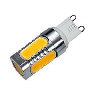 YWXLIGHT® 900 lm G9 Bombillas LED de Mazorca T 5 leds COB Decorativa Blanco Cálido Blanco Fresco AC 220-240V