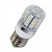 YWXLIGHT® 5W 450 lm E14 E26/E27 Bombillas LED de Mazorca T 48 leds SMD 3014 Regulable Decorativa Blanco Cálido Blanco Fresco AC 12V DC 12V