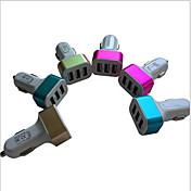 tre-port usb billader fulle 5.1a billader billader