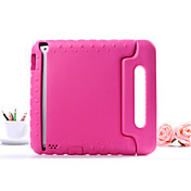 Funda Para Apple iPad Mini 4 Mini iPad 3/2/1 iPad 4/3/2 iPad Air 2 iPad Air Antigolpes con Soporte Funda Trasera Color sólido Dura EVA