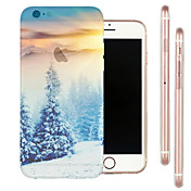 Funda Para iPhone 6s Plus iPhone 6 Plus Apple iPhone 6 Plus Funda Trasera Suave TPU para iPhone 6s Plus iPhone 6 Plus