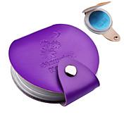 추상화 - 이 외 - 다른 데코레이션 - 이 외 - 1pcs nail plate case - diameter 5.5cm