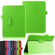Funda Para Tab S 10.5 Tab S 8.4 Samsung Galaxy Tab Un 9,7 Tab Un 8,0 Tab S2 9.7 Tab S2 8.0 Funda Samsung Galaxy con Soporte Flip Funda de