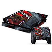 B-SKIN PS4 PS/2 Bolsos, Cajas y Cobertores - PS4 Novedades #