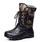 nye menns utendørs vanntette snø støvler fiske sko jakt sko