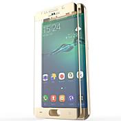 Skjermbeskytter Samsung Galaxy til S7 edge S6 edge plus S6 edge Herdet Glass Skjermbeskyttelse 2,5 D bøyd kant