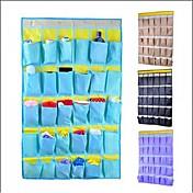 Bolsas de Almacenamiento / Organizadores de Armario Textil conCaracterística es Abierta , Para Joyas / Corbatas