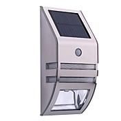 방수 벽 빛 PIR 인체 모션 센서 램프 충전식 태양 광 조명 벽 램프 정원 벽