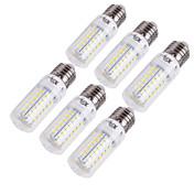 E14 E26/E27 Bombillas LED de Mazorca T 56 leds SMD 5730 Decorativa Blanco Cálido Blanco Fresco 1350lm 3000/6000K AC 100-240 AC 110-130V