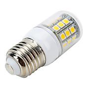 400-500 lm E26/E27 Bombillas LED de Mazorca B 31 leds SMD 5050 Decorativa Blanco Cálido AC 220-240V