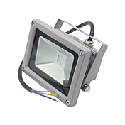 10W 1000lm lm Ninguno Focos LED 1pcs leds LED Integrado Impermeable Decorativa Control Remoto RGB 85-265V